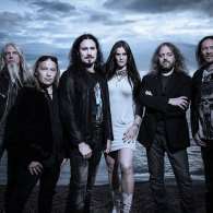 Фотосет Nightwish для Metal Hammer