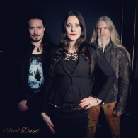 Фотосет Nightwish с Флор 2015