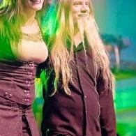 Музыканты Nightwish и другие известные личности вне сцены