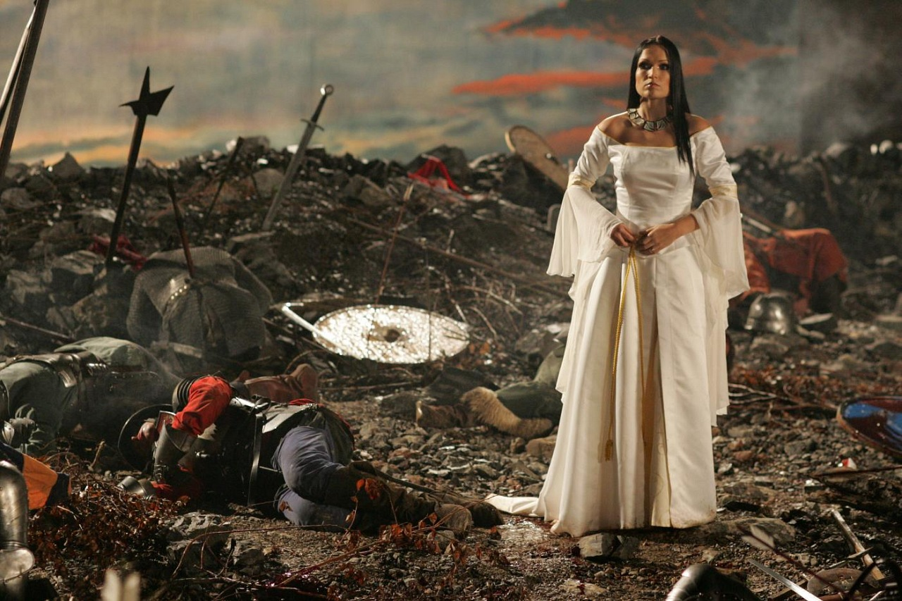 Nightwish - sleeping sun ( the knights never dies ) hi fi and hq - film dailymotion