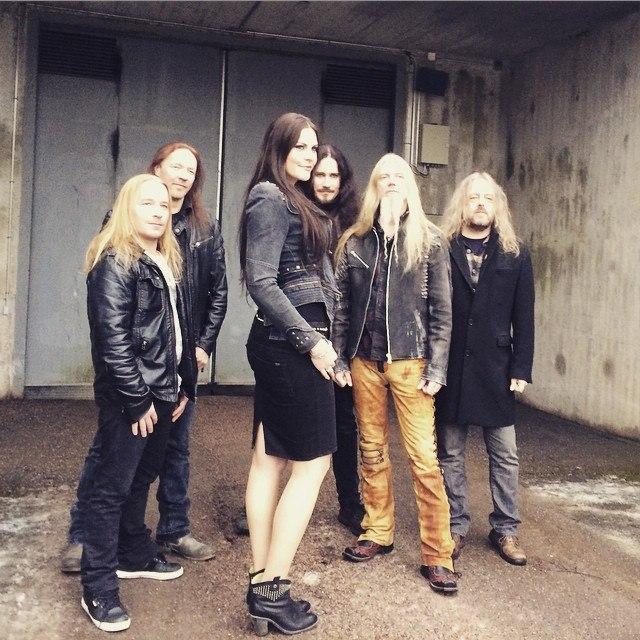 nightwish скачать все альбомы