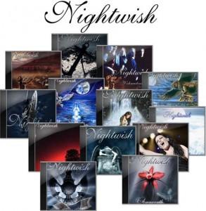 полная дискография NIghtwish