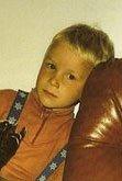 Эмппу Вуоринен, фото в детстве