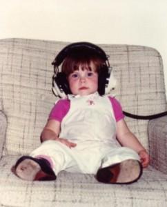 Флор Янсен, фото в детстве