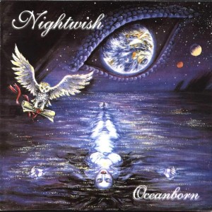 Nightwish альбом Oceanborn обложка