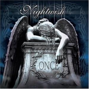Nightwish, обложка лимитированного издания альбома Once