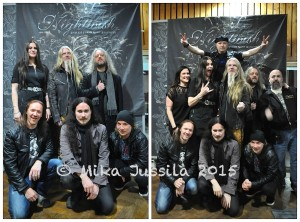 Nightwish 16.01.2015