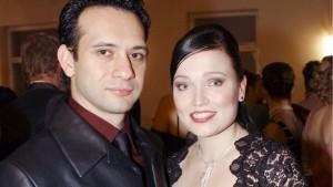 Тарья Турунен и Марсело Кабули, фото
