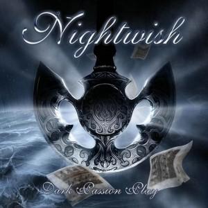 Обложка альбома Nightwish Dark Passion Play