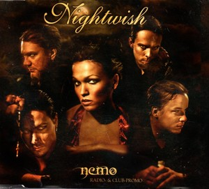 Nightwish, обложка сингла Nemo