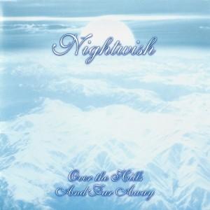 Nightwish, обложка мини-альбома Over the Hills and Far Away