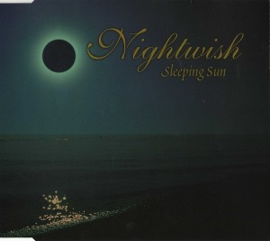 Nightwish, обложка сингла Sleeping Sun 2005
