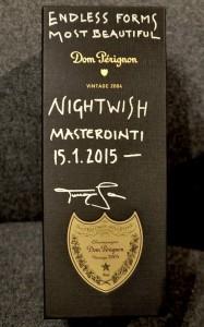 nightwish, второй сингл альбома Endless Forms Most Beautiful