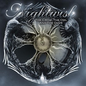 Nightwish, обложка сингла The Crow The Owl And The Dove