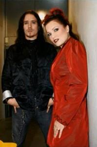 Тарья и Туомас, фото
