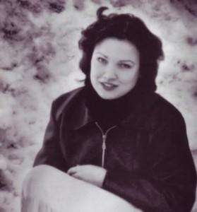 Тарья Турунен в молодости, фото