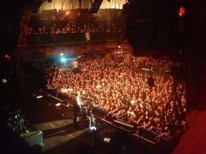 Nightwish, Марко Хиетала, фото концерт