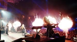 Nightwish Masters of Rock 2015, фото