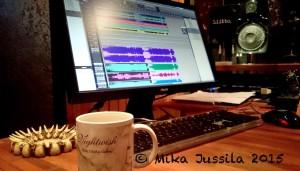 Мастеринг звука 5.1 Nightwish