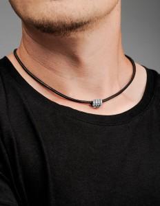 Nightwish, подвеска из серебра в форме ДНК, фото