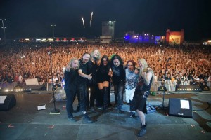 Nightwish На Rock in Rio, фото
