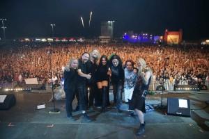 Nightwish На Rock in Rio, фото
