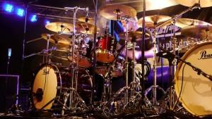 Кай Хахто, фото с Nightwish
