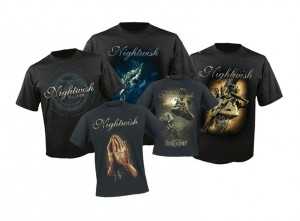 Купить футболку Nightwish, фото