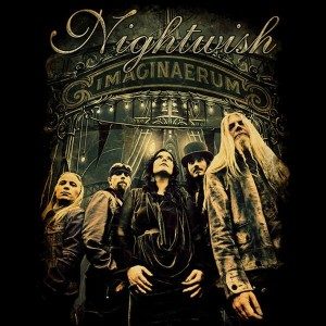 Nightwish Imaginaerum Tour Edition, обложка