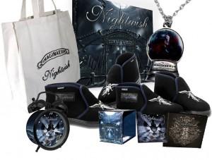 Купить диск, мерч Nightwish, фото