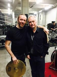 Кай Хахто и Ричард Докинз Nightwish, фото