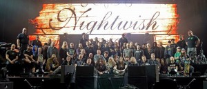 Nightwish и техники, фото