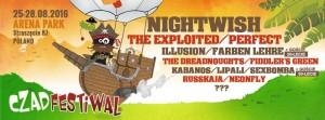 картинка в блоге Кая Хахто, концерт Nightwish  в Польше