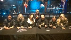 Nightwish и Анастасия, фото