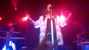Delain, фото из совместного тура с Nightwish