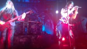 Nightwish, фото с концерта в Америке