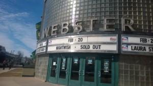 Концертная площадка Nightwish в Хартфорде, фото
