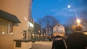 Вход на концерт Nightwish, фото