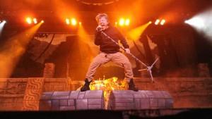 Iron Maiden, фото из блога Кая