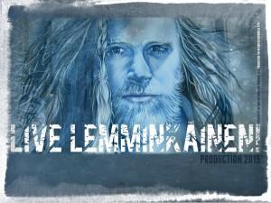 Live Lemminkainen Nightwish, обложка
