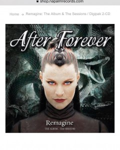 Обложка релиза After Forever