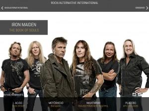 Iron Maiden выиграли премию Echo 2016 у Nightwish