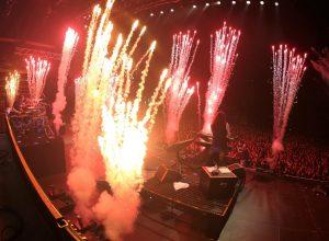 фото с концерта Nightwish