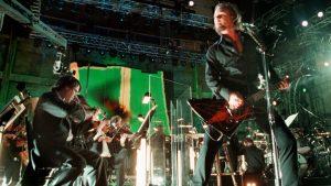 Фрагмент концерта Metallica
