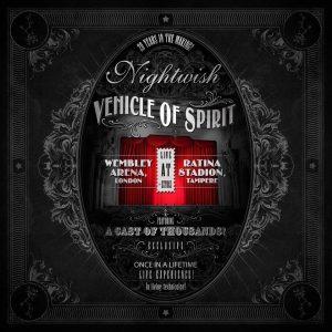 обложка нового DVD Nightwish Venicle of Spirit