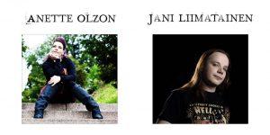 Новый альбом Анетт Ользон, бывшей вокалистки Nightwish выйдет в 2017 году