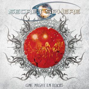 Обложка нового альбома группы Secret Sphere, при участии бывшей вокалистки Nightwish Анетт Ользон записана песня Lie to Me.