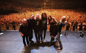 nightwish, фото с последнего концерта