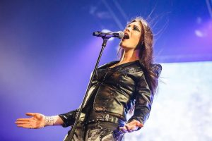 nightwish, фото Флор Янсен